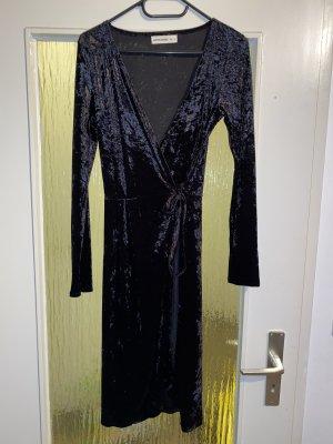 24Colours Robe de soirée noir