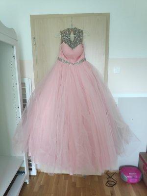 Sherri Hill Suknia balowa jasny różowy