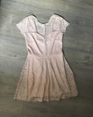 Vero Moda Lace Dress pink