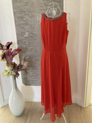 Wallis Maxi Dress red