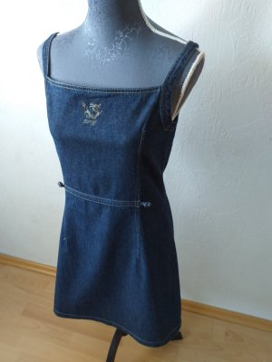edc by Esprit Jeansjurk blauw-donkerblauw