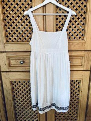 Tommy Hilfiger Denim Sukienka plażowa biały Bawełna