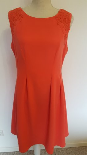 Darling A Line Dress salmon