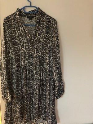Esmara Robe t-shirt blanc-noir