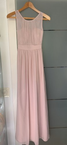 Showcase Szyfonowa sukienka różany