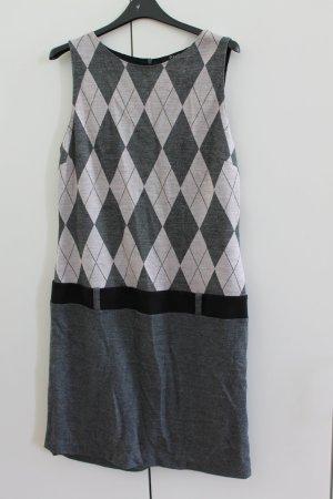Robe stretch multicolore tissu mixte
