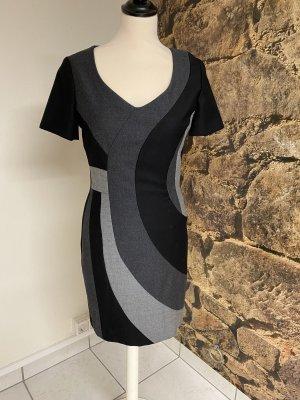 Woolen Dress multicolored