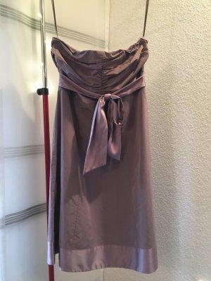 Esprit Sukienka z dekoltem typu bandeau Wielokolorowy