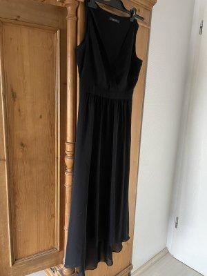 Esprit Sukienka z falbanami czarny