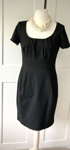 Kleid Etuikleid grau anthrazit Größe 42 Jake's
