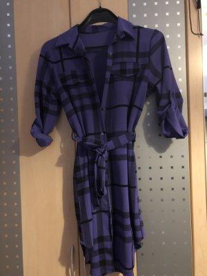 Fleece Vest dark violet-black