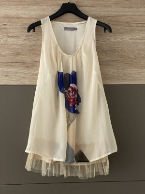 Unice Otto Sukienka z falbanami Wielokolorowy