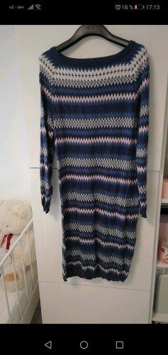 Aldi Sweater Dress blue