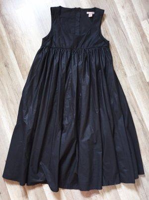 H&M Robe à manches courtes noir