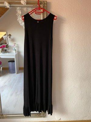BSB Collection Robe mi-longue noir