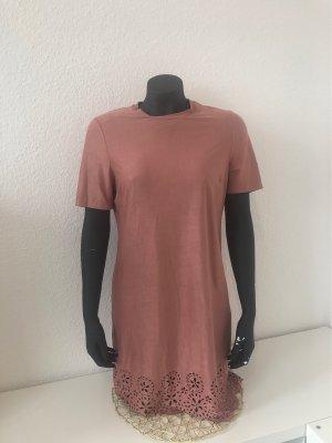 Primark Robe à franges or rose