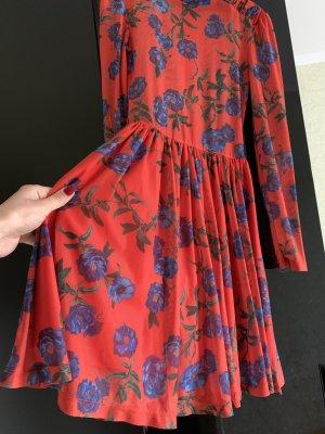Bik Bok Sukienka koktajlowa czerwony