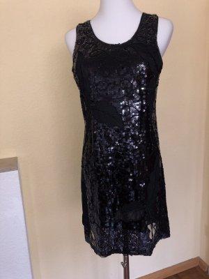 Sublimis Sequin Dress black
