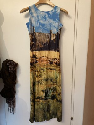 Kleid Fotodruck Desert 36-38