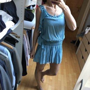 Kleid Fracomina hellblau