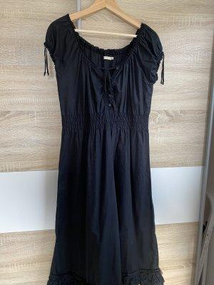 Fransa Robe épaules nues noir