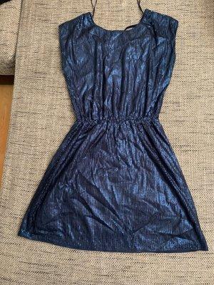 Evening Dress dark blue