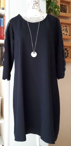 Gina Benotti A Line Dress black-silver-colored
