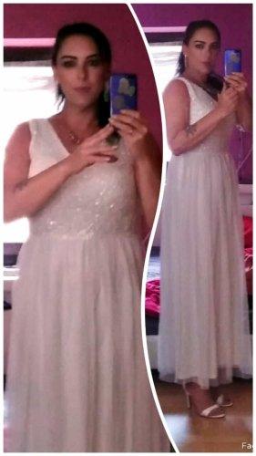 Bodyflirt Wedding Dress white