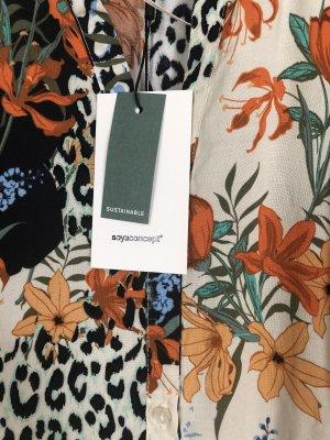 Kleid Gaiga 3 XS Mantel Soyaconcept nachhaltig orange