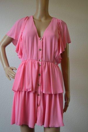 Gaudi Shortsleeve Dress pink