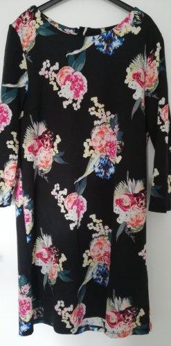 Kleid geblümt Blumenkleid H&M 34