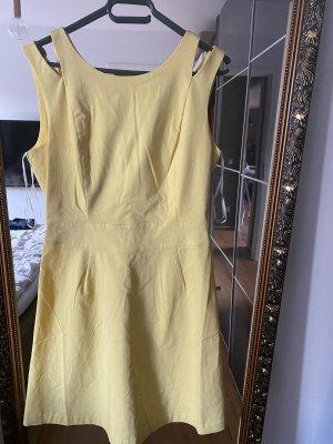 Kleid Gelb L