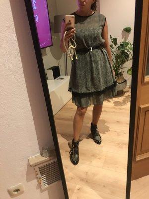 Kleid, gemustert, Cocktailkleid
