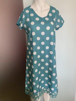 Kleid gepunktet Gr 38 40 M von Misslook