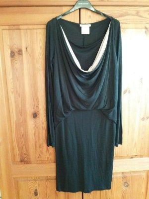 Givenchy Sukienka z długim rękawem czarny Jedwab