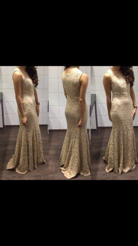 Kleid Gold Hochzeit Größe 36