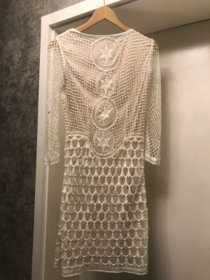 Kleid Gr. 34 nude Häckel
