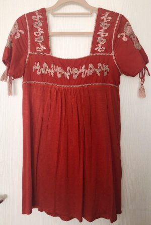 Kleid Gr. 34 rot