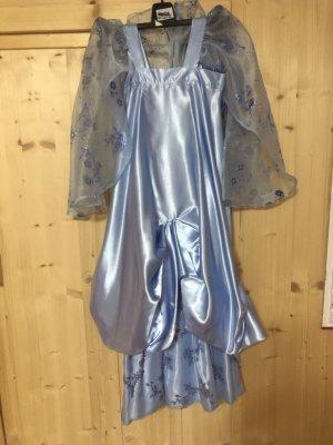 Balloon Dress azure