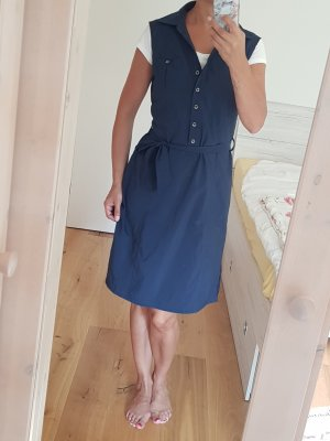 Jack Wolfskin Polo Dress dark blue