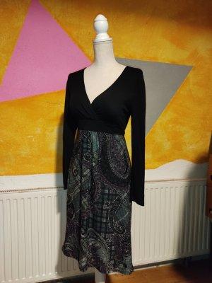 Kleid, Gr. 36/38, Jus d'Orange, Langarmkleid,