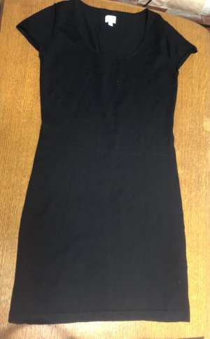 Alba Moda Robe à manches courtes noir