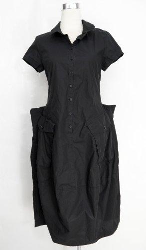 Rundholz Koszulowa sukienka czarny