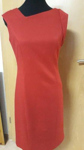 Apart A-lijn jurk rood