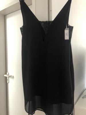 Robe bandeau noir
