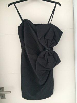 Kleid, Gr. 38/40, schwarz mit Schleife *NEU* ONLY