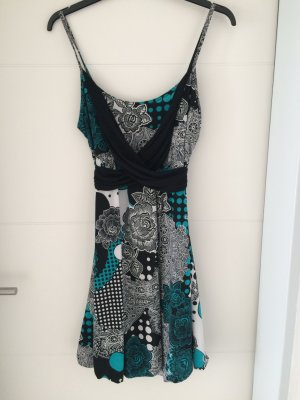 Xanaka Stretch Dress multicolored