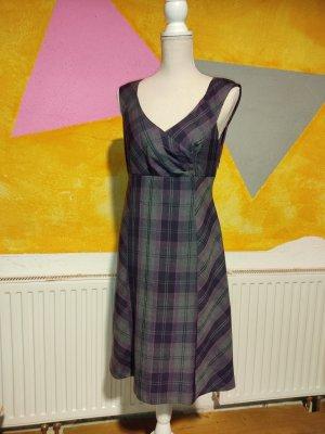 Kleid, Gr. 38, Orsay, Karriert, ärmellos
