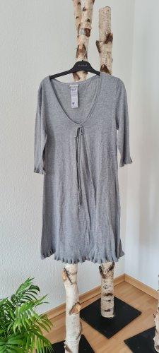 Street One Vestido de tela de sudadera gris claro-gris