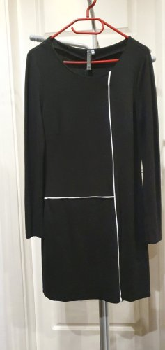 Rainbow Sheath Dress black